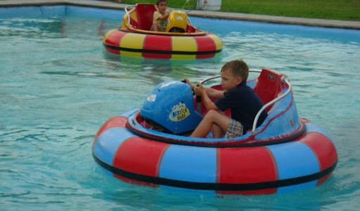 water bumper boats for kids